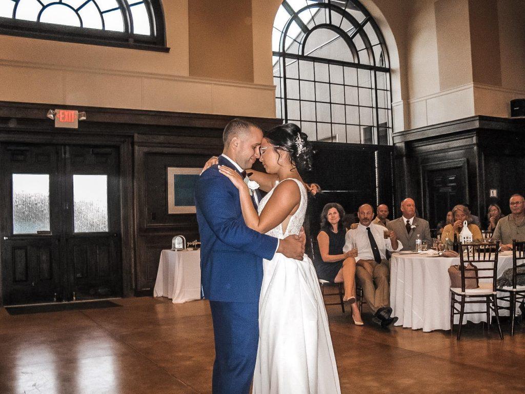 AJames Wedding